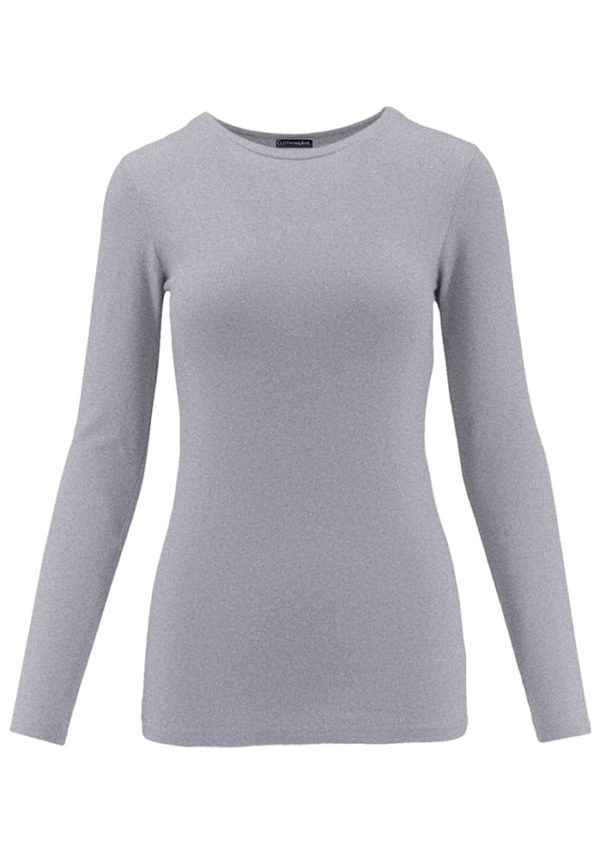 Long Sleeve Crew Neck Base Layer T-Shirt