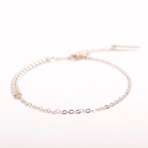 Unbalanced Mix Chain Anklet