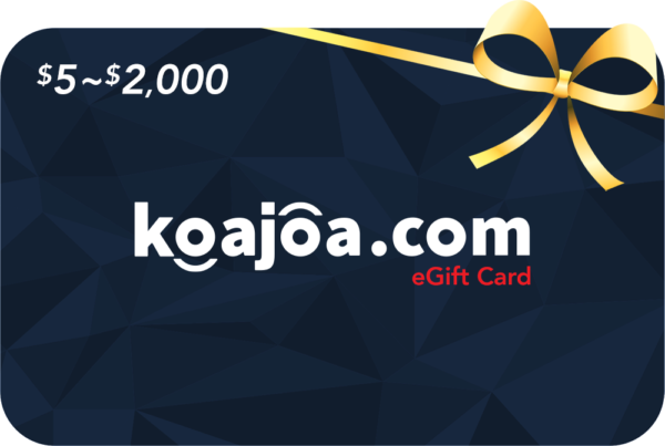 KoaJoa.com eGift Card