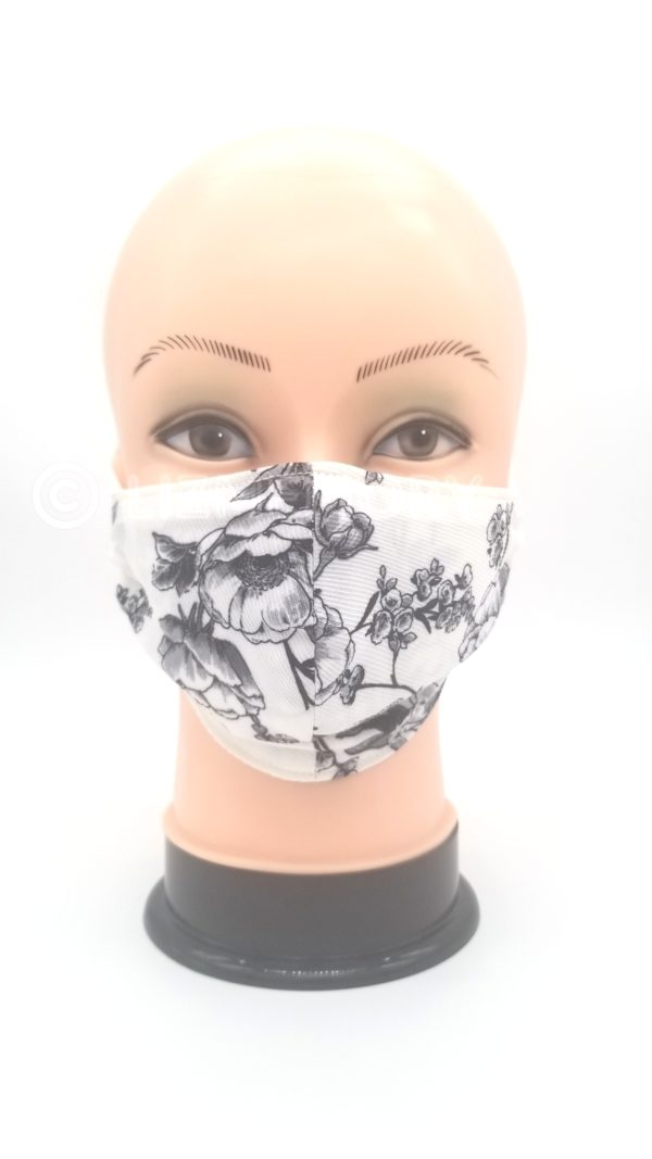 USA Fashion Cotton Poly Face Mask Reusable Washable Mouth Protect Cover