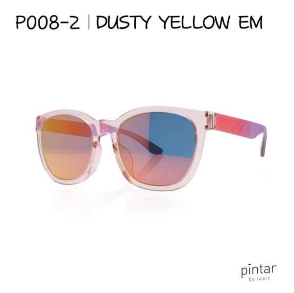 P008-2 Dusty Yellow EM