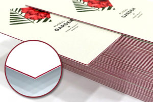 Sandwich Business Cards 3.5 x 2 inches 32pt 680gsm (Upload your complete design file)