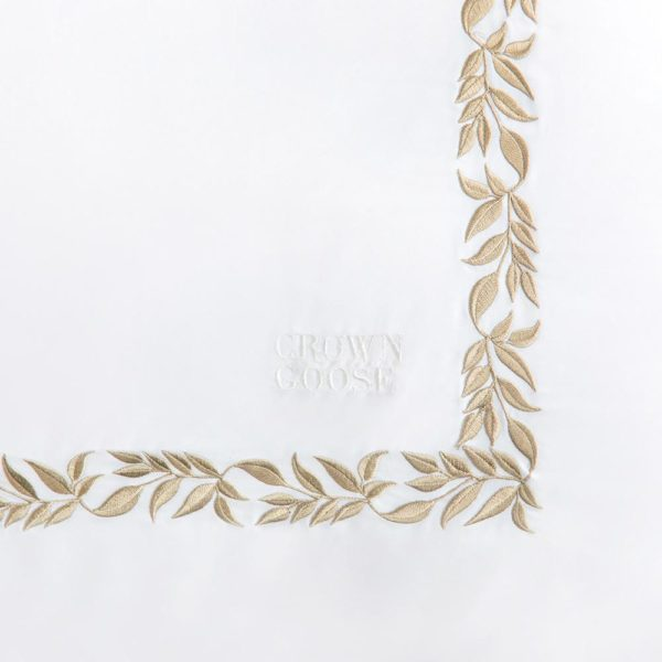 Crown Goose Chloris Collection - Glamour Gold
