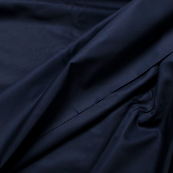 Crown Goose Fitted Sheet - Navy