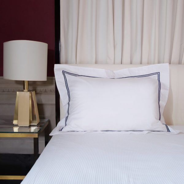 Crown Goose Standard Down Pillow Sham (Cover Included)