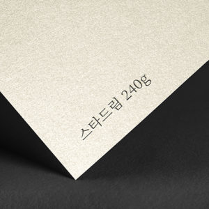 Metallic Paper Business Cards 3.5 x 2 inches 10pt 240gsm (Upload your complete design file)
