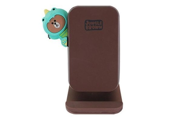 [LINE FRIENDS] Multi Wireless Cell Phone Charger [USB-C]