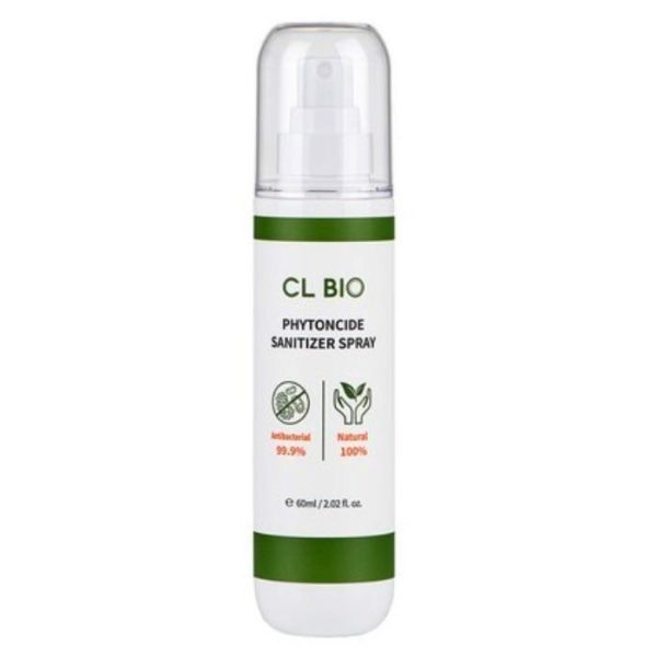 CL BIO Phytoncide Santizer Spray 60ml