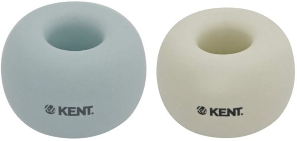 Kent Toothbrush Ceramic Holder 2 Pcs