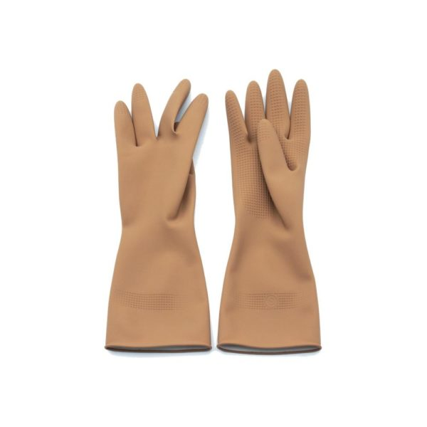 You are worth it! Dish Washing Gloves Made with Natural Latex