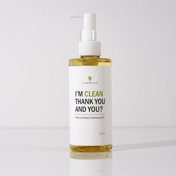 LANBELLE Natural Deep Cleansing Oil - 200ml