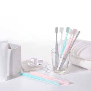 brushline toothbrush set extra soft micro
